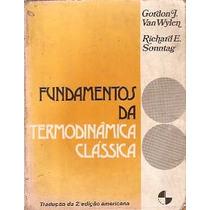 Livro: Fundamentos Da Termodinâmica Clássica
