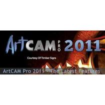 Artcam Pro 2011 Portugues + Mach 3 + Vetric