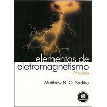 Livro Resolvido Elementos Eletromagnetismo Sadiku 3ª Edição