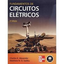 Livro Fundamentos De Circuitos Elétricos Sadiku - 5ª Ed