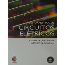 Resolução Fundamentos De Circuitos Elétricos Sadiku - 2ª Ed
