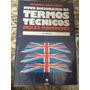 Novo Dicionário Termos Técnicos Em Inglês