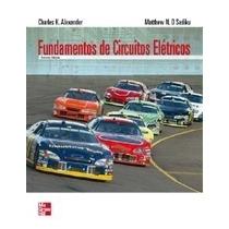 Resolução Fundamentos De Circuitos Elétricos Sadiku - 3ª Ed