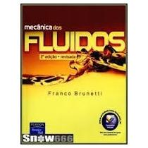 Solucionário Mecânica Dos Fluidos - 2ª Edição - Brunetti