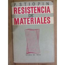 Livro Resistencia De Materiales Em Espanhol - B3