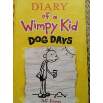 Livro Diary Of A Wimpy Kid 4. Dog Days - Jeff Kinney