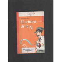 Livro El Crimen De La N Amelia Blas Nivel Intermedio B1