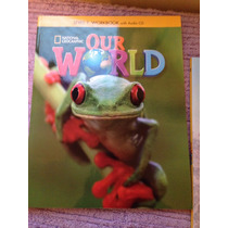 Livro Our World Student Book 1