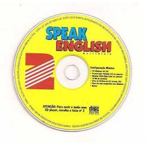 Cd Speak English 2 ( Ensino De Idiomas, Inglês)