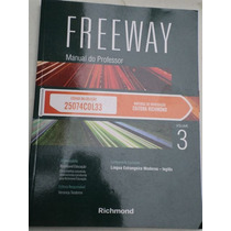 * Livro - Freeway Para Professor - Editora Richmond - Vol 3