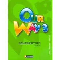 Our Way 3 - Celebration Edition -com Cd - Livro Do Professor