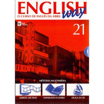 English Way - Vol 21 - O Curso De Inglês Da Abril