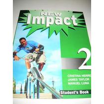 Livro: New Impact 2 - Student