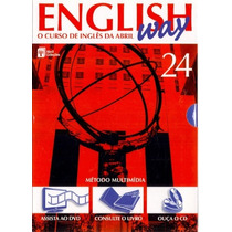 English Way - Vol 24 - O Curso De Inglês Da Abril