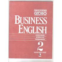 Coleção De Idiomas Globo Ingles Business -30 Volumes + 15 K7