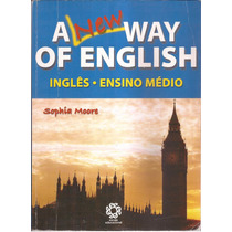 Livro - A New Way Of English, Ensino Medio.