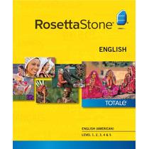 Curso De Inglês Rosetta Stone Do Básico Ao Avançado Fluente