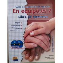 Espanhol En Equipo 2 - Español De Los Negocios - Ejercicios