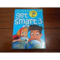 Livro Get Smart 3 - Students Book! Seminovo!