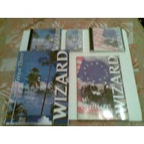 Livro Wizard Teens Three ,,, Culture Book Three