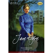 Livro Jane Eyre The Graphic Novel - Charlotte Bronte