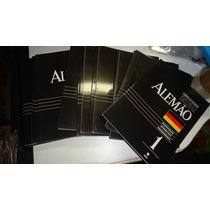 Idiomas Globo Alemão 18 Volumes Originais Completos + Mp3