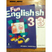 Fun English 3 Workbook Longman Ww