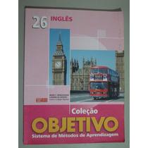 Livro Inglês - Nr 26 - Coleção Objetivo