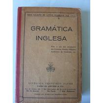 Livro Gramática Ingleza - Ftd