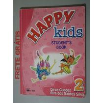 Livro English Happy Kids - Student
