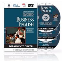 Curso Globo + Callan Business Negocios +brindes Em Dvd