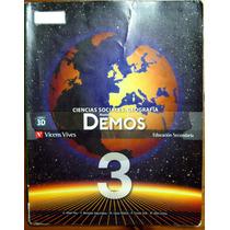 Livro Nuevo Demos 3