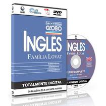 Aprenda Inglês Fácil!família Lovat!em Aúdio+pdf!gratis Envio