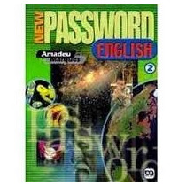 Livro New Password English 2 - Amadeu Marques