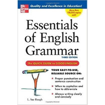 Essentials Of English Grammar - Third Edition