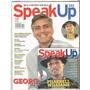 Revista Speak Up - George Clooney - Nova - Lacrada