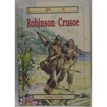Livro: Defoe - Robinson Crusoe, Idioma Inglês - Frete Grátis