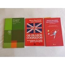 Livros Para Professor De Inglês (english Books) Frete Grátis