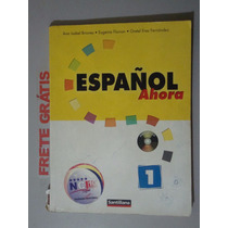 Livro Español - Ahora - Volume 1