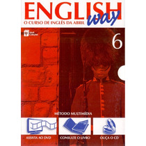 English Way - Vol 6 - O Curso De Inglês Da Abril