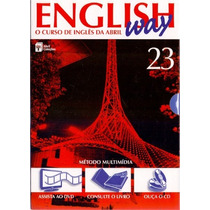 English Way - Vol 23 - O Curso De Inglês Da Abril
