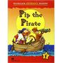 Livro Em Inglês - Pip The Pirate: Level 1
