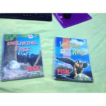 Fisk. Livro Breaking Free & Spreading Wings