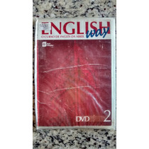 Dvd/cd English Way Curso De Inglês Da Abril