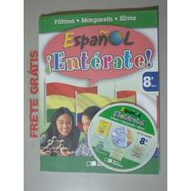 Livro Español Enterate ! - 8º Ano