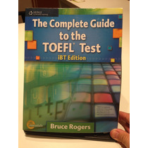 Livro: The Complete Guide For The Toefl Test (com 13 Cds)