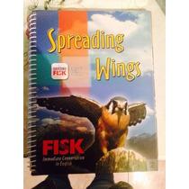 Livro Spreading Wings Fisk