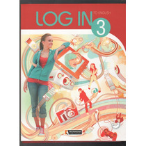 Livro Log In 3 Richmond Publishing F2