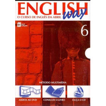 Curso English Way Vol. 6 ( Frete Gratis/ Lacrado)