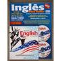 Curso Inglês - Completo Em 20 Lições - Livro+02 Cds